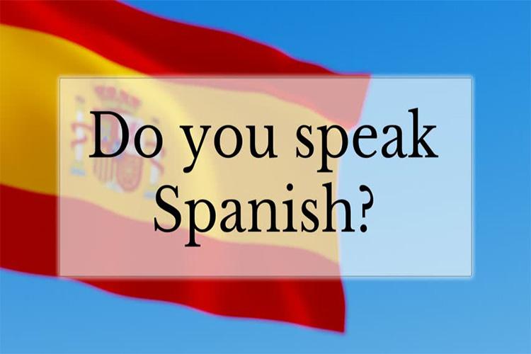 Tăng động khi nói tiếng Tây Ban Nha