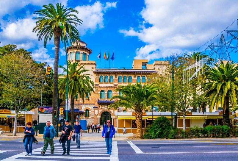 Đại học Malaga Tây Ban Nha