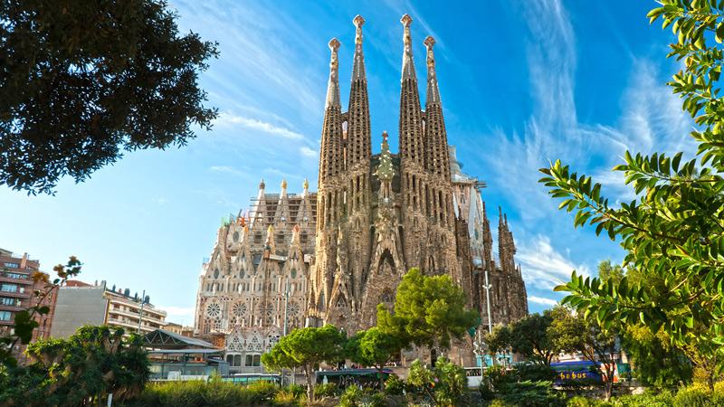 Du lịch phát triển tại Tây Ban Nha