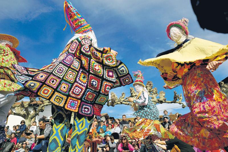 Lễ hội Carnival Tây Ban Nha